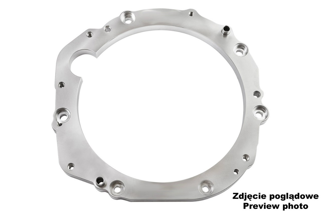 Adapter skrzyni biegów Toyota 1UZ/3UZ - Mazda RX-8, 5 i 6 biegowa - GRUBYGARAGE - Sklep Tuningowy
